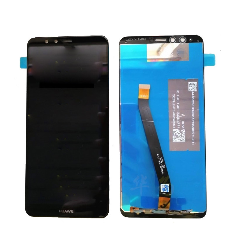 LCD Display With Touch Screen Digitizer Assembly Replacement For HUAWEI Enjoy 8 Plus