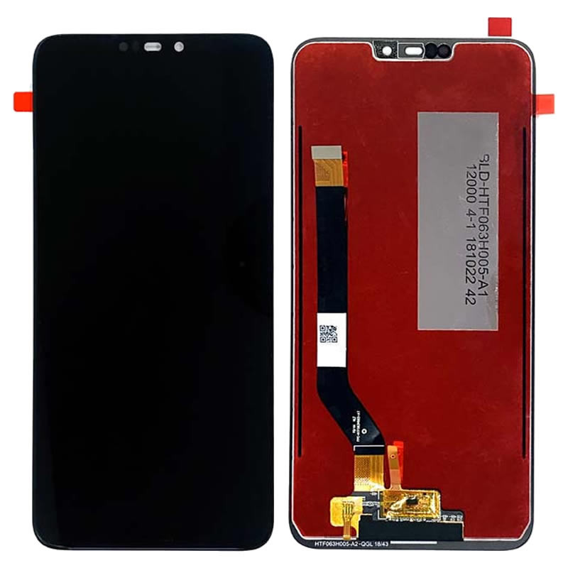 LCD Display With Touch Screen Digitizer Assembly Replacement For HUAWEI Honor Play 8C