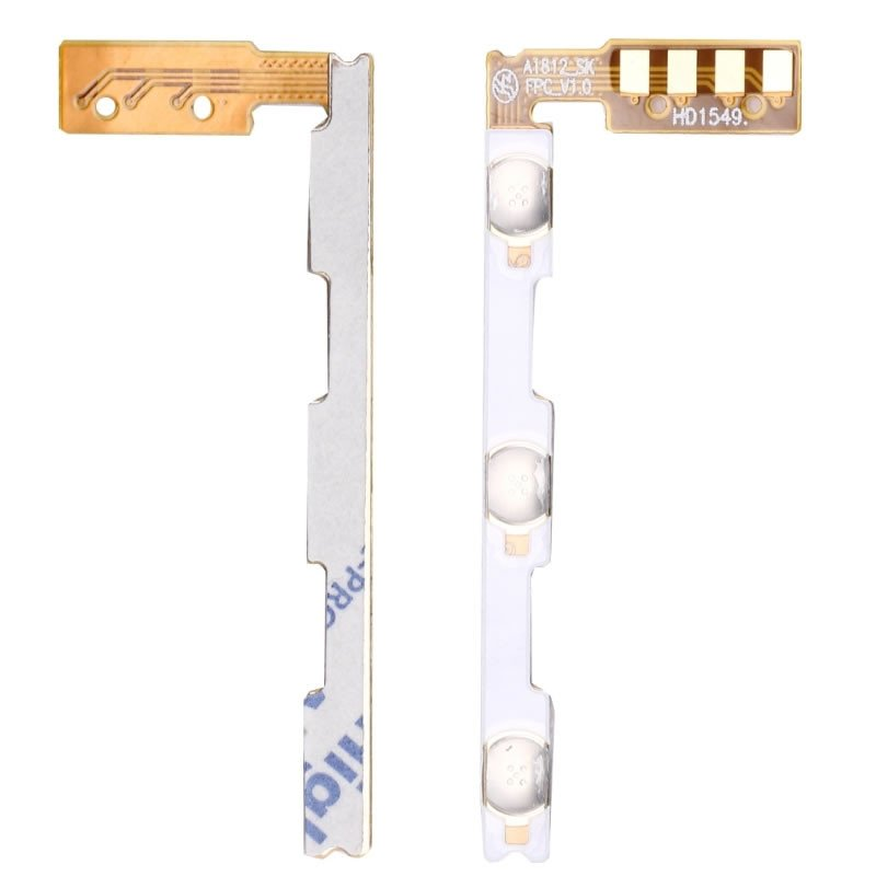 Power Button & Volume Button Flex Cable For Huawei Enjoy 5S