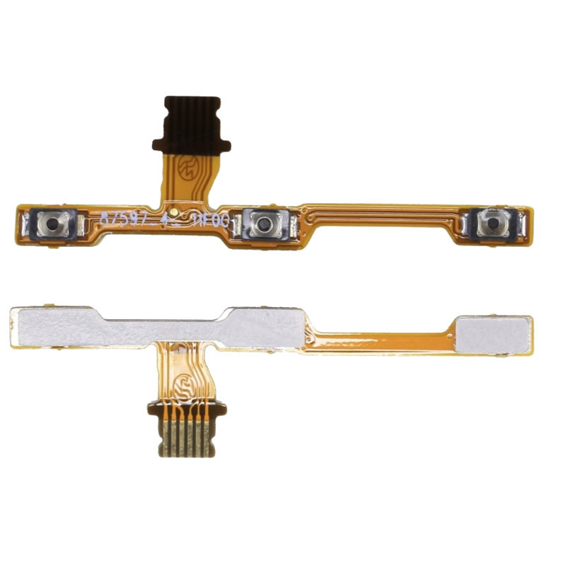 Power Button & Volume Button Flex Cable For Huawei Honor 6A