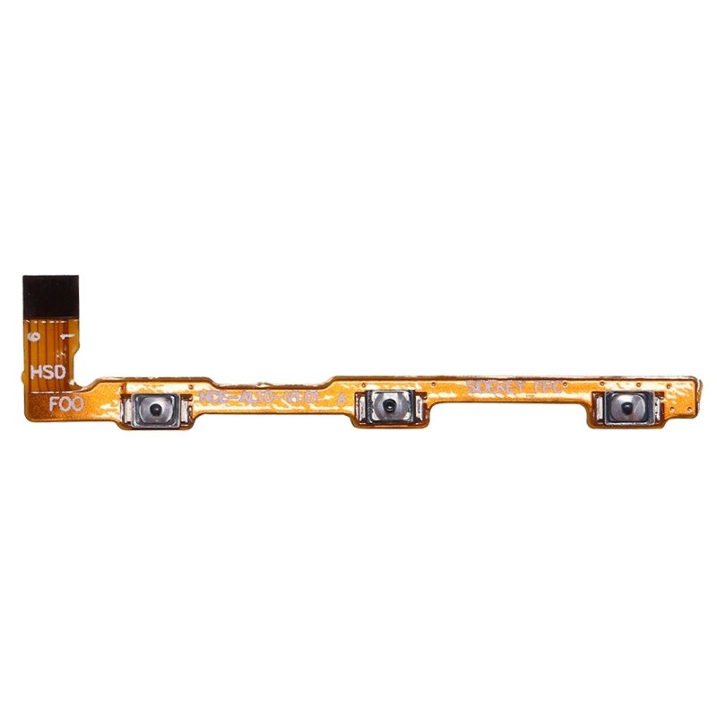 Power Button & Volume Button Flex Cable For Huawei Enjoy 6 (Only For NCE-AL10)