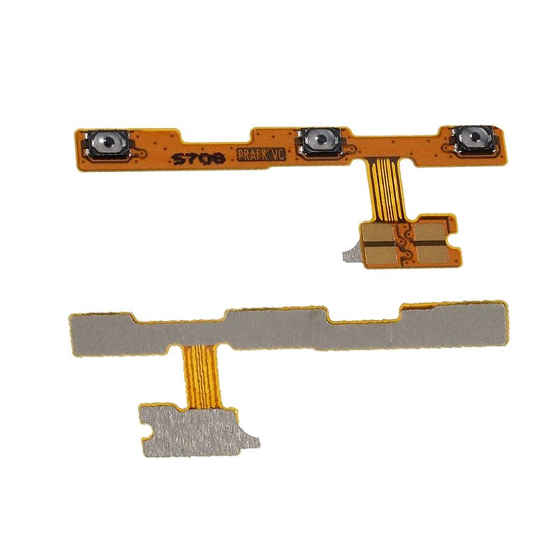 Power Button & Volume Button Flex Cable For Huawei Honor 8 Lite P8 Lite 2017