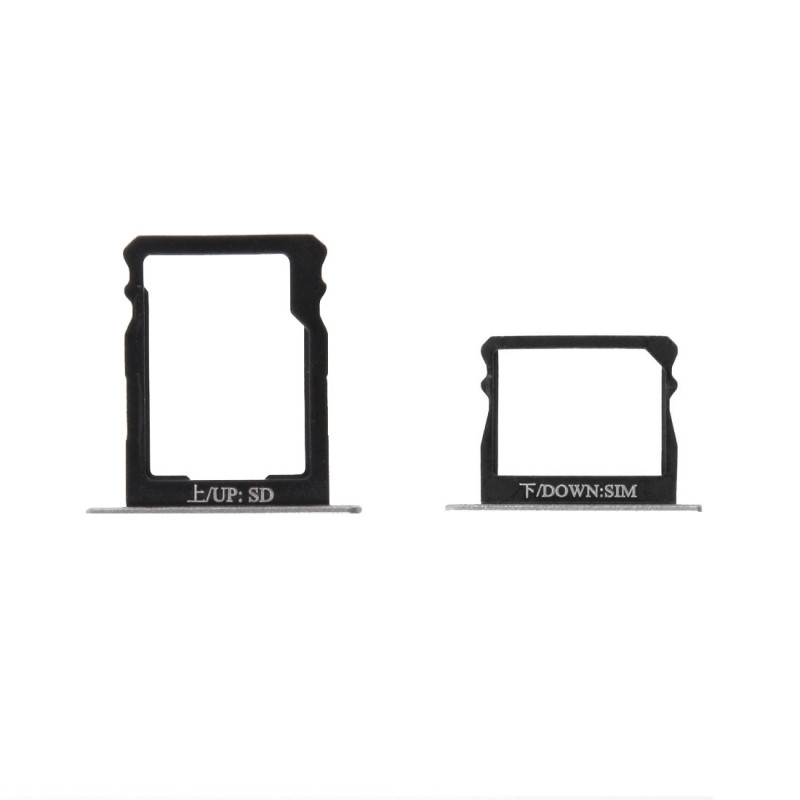 SIM Card Tray and Micro SD Card Tray For HUAWEI P8