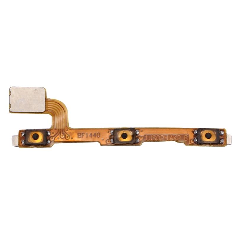 Power Button & Volume Button Flex Cable For Huawei Ascend P7
