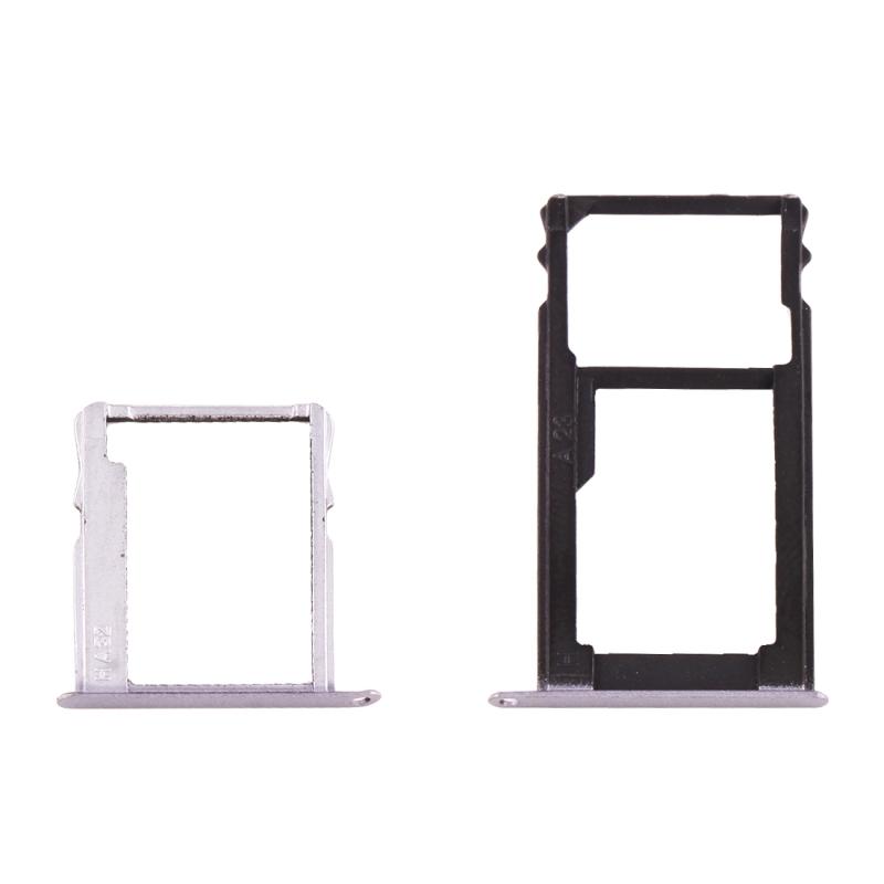 Micro SIM Card Tray With Nano SIM & Micro SD Card Tray for Huawei Honor 5X
