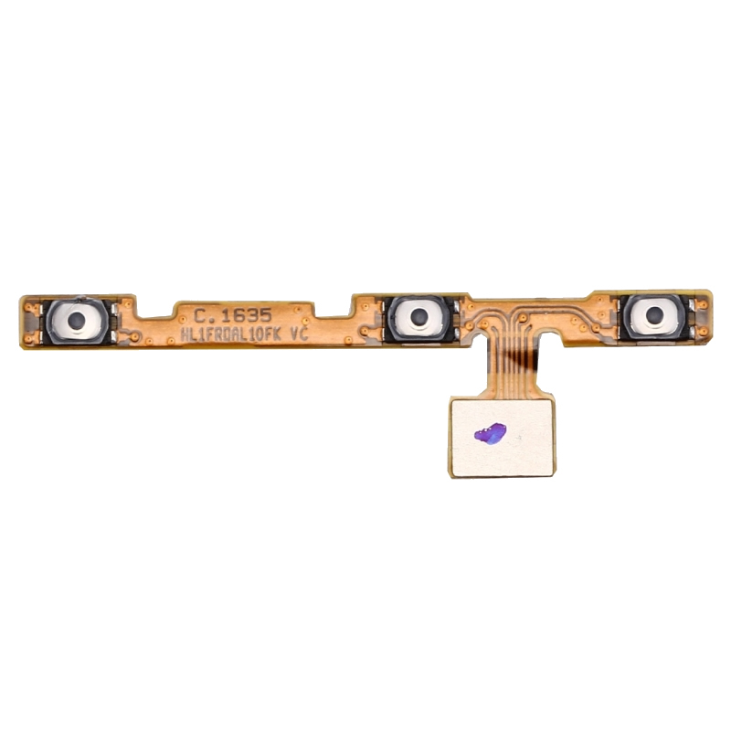 Power Button & Volume Button Flex Cable For Huawei Honor 8