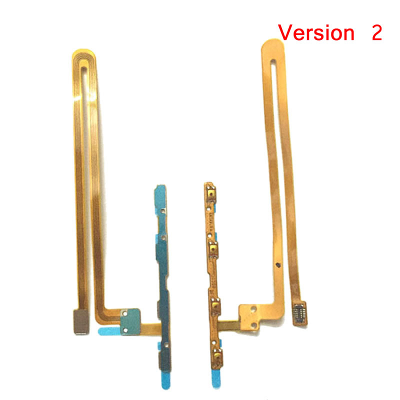 Power Button & Volume Button Flex Cable For Huawei Honor V8